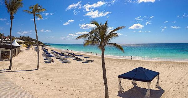 elbow beach resort and spa access