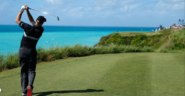 relaxing bermuda in august golf trip