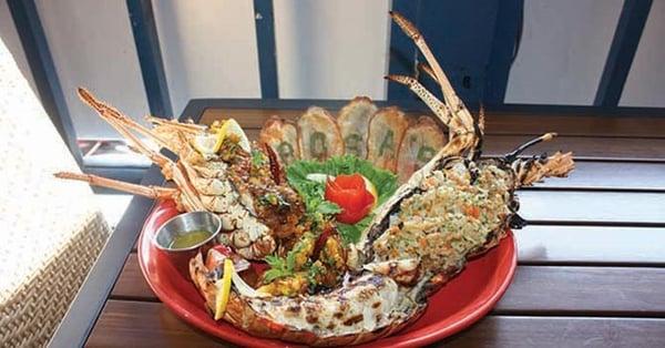 lobster season when visiting bermuda in september