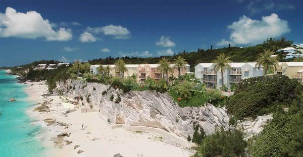 newest hilton hotel in bermuda