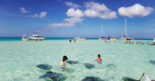 cayman isles vacation destination