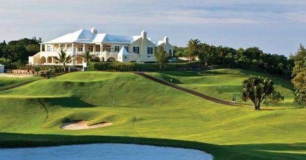 tucker's point golf club in bermuda