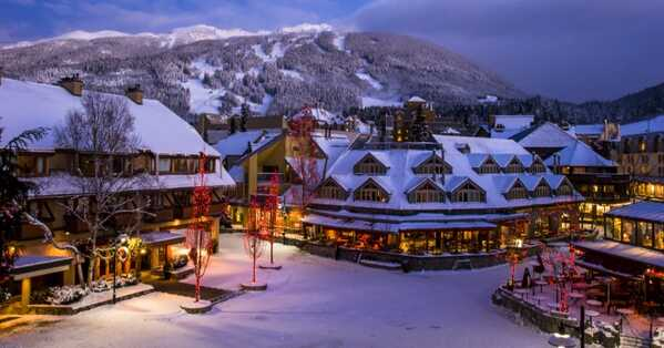 whistler canada buy a vacation home