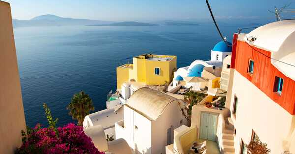 greece vacation home
